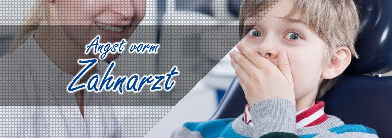 Die Angst vorm Zahnarzt - Betrifft nicht nur Kinder