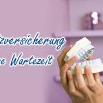INTER Qualimed Z90+ZPro – Zahnzusatzversicherung ohne Wartezeit