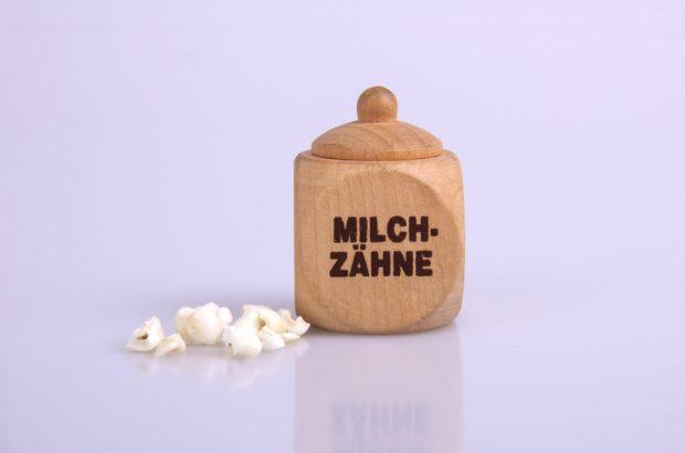 Milchzähne