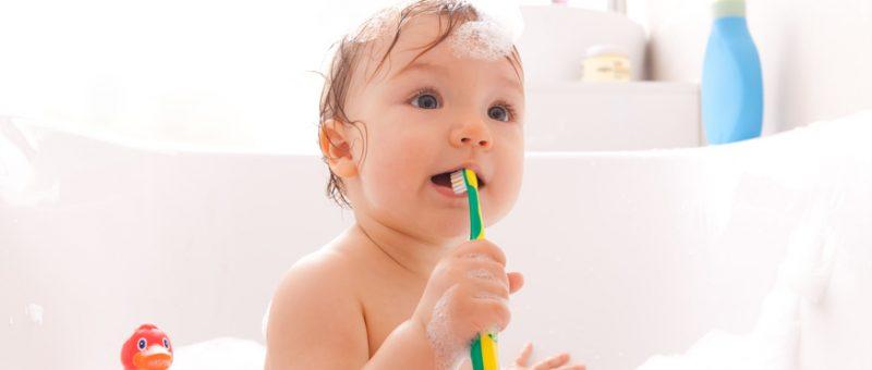 Mundhygiene Kinder