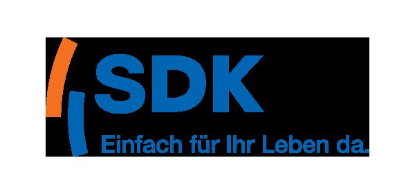 SDK-Logo: Süddeutsche Krankenversicherung