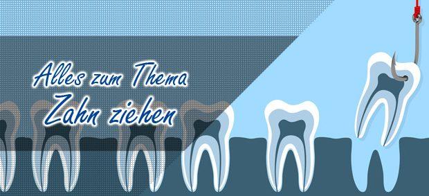 Zahn ziehen Zähne ziehen